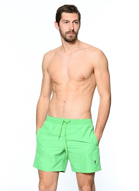 Men Mayo Mayoşort Yeşil